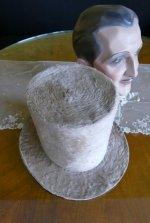 24 antique top Hat 1845