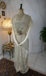 2 antique evening dress Altmann 2012