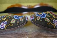 10 antique slippers 1870
