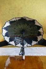 2 antique umbrella 1920