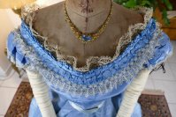 1 antique ball gown 1864