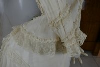 24 antique bustle lingerie 1880