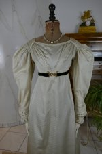 24 antique empire dress 1815