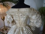 41 romantic period wedding gown 1835