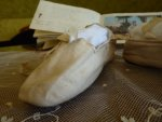 5b antique ball slippers 1810