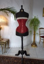 8 antique corset 1880