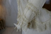 17 antique bustle lingerie 1880