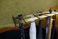 10 antique tie rack 1920