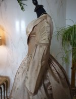 39 antique dress 1840
