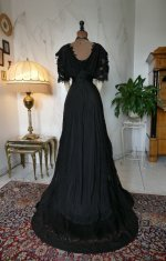 27 antique Drecoll dress 1906