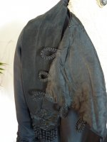 91 antique Worth jacket 1908