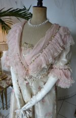 3 antique dress 1909