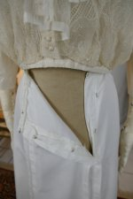 36 antique jackes doucet blouse 1910