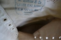 19 antique HOBBS Wedding Boots 1860