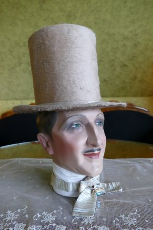 antique top Hat 1845