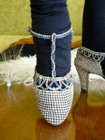 47b antique dance shoes 1920