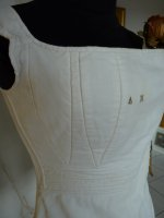3 antique regency Corset 1820