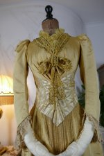 6 antique dress 1895