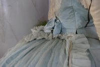 39 antique victorian ball gown 1859