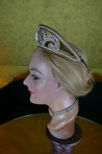 9 antique tiara 1910