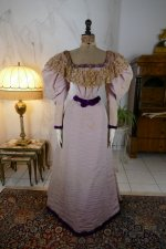 2 antique Altman ball gown 1894