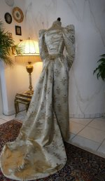 36 antique dress Maison Lipmann 1896