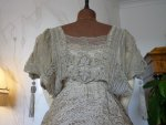 34 antique Maurice Mayer gown 1913