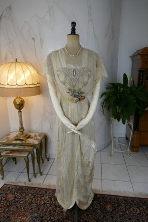 antique evening dress Altmann 2012