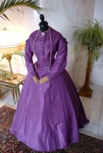10 antique dress 1865
