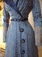 7 antique afternoon dress