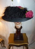 3 antique hat