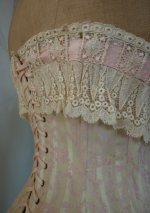16 antique corset 1908