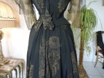 36 antikes Abendkleid 1913