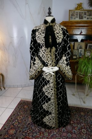 antique opera coat worth 1896