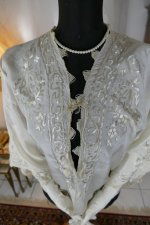 4 antique boudoir jacket 1910