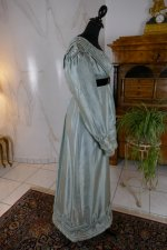 23 antique regency dress 1818