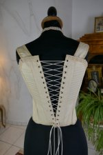 9 antique teenager corset 1905