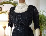 6 antique ball dress 1901