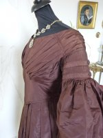 20 antique romantic period gown 1837