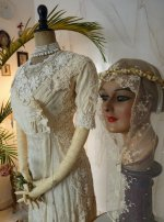 13 antique wedding dress