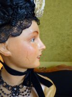 23 antique wax mannequin