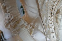 13 antique court dress 188