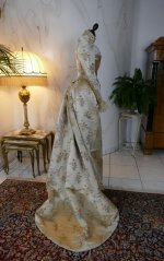 37antique dress Maison Lipmann 1896