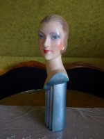 11 antique shop display mannequin 1927