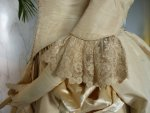 18 antique wedding gown 1877