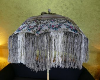 antique parasol 1850