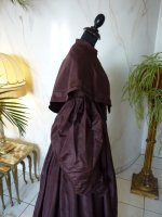 27 antique romantic period gown 1837