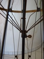 20 antique wire dressmakerform 1881