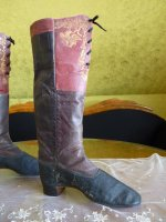 15 antique riding boots 1850