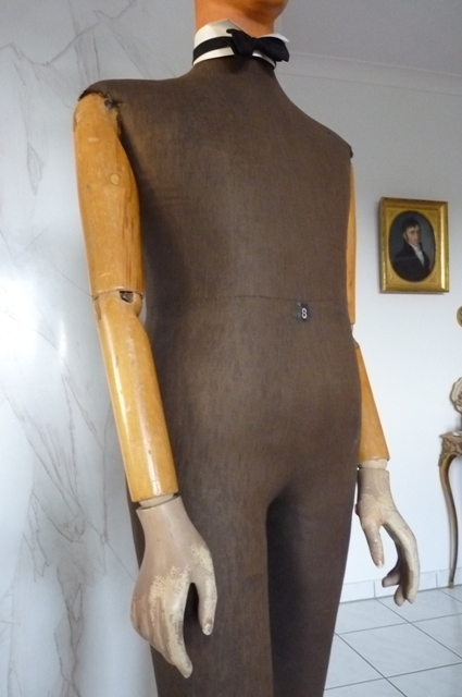 Antique Male Mannequin in Life Size, ca. 1927 - www ...